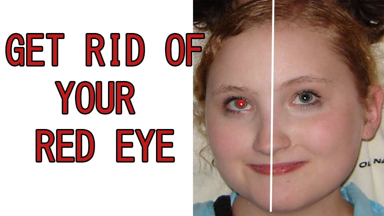 photoshop cs6 red eye removal youtube
