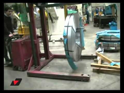 Manucoil  - Coil Loading/handling Equipment - Rotobloc-PSP Dimeco