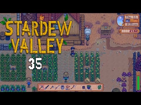 Let's Play Stardew Valley 35: Stormy Weather