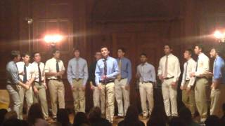 Brown Eyed Blues (acapella) - The Williams Octet