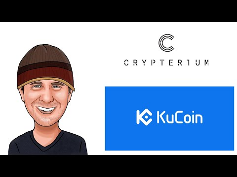 What Is Crypterium   How To Purchase Crypterium CRPT On Kucoin Exchange