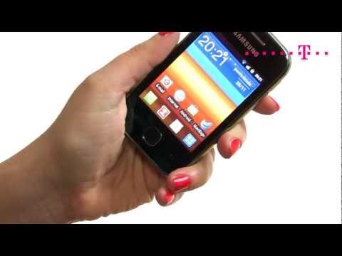 Samsung Galaxy Y - mały ciałem, wielki duchem