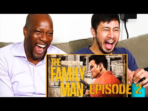 THE FAMILY MAN | Episode 2: Sleepers | Reaction | Jaby Koay