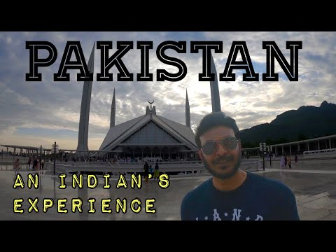 An Indian's experience through PAKISTAN | Road trip to ISLAMABAD from Gilgit | INDIAN Globe Trotter
