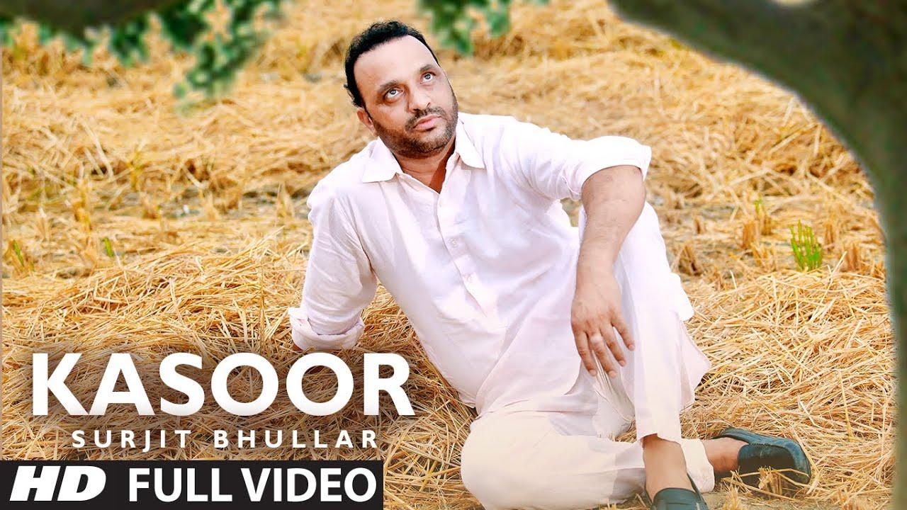 Kasoor - Punjabi Song Hindi Lyrics With Meaning