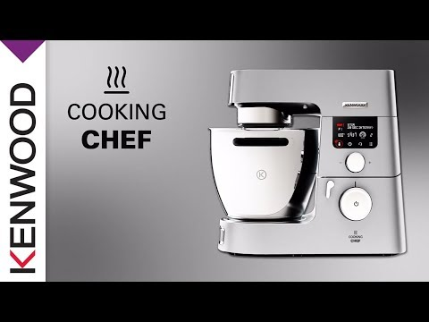 New Kenwood Cooking Chef