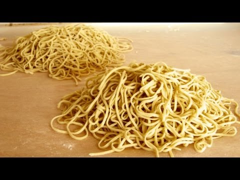 How to make basic ramen noodles from scratch recipe