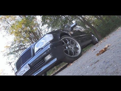MERCEDES W140 S600