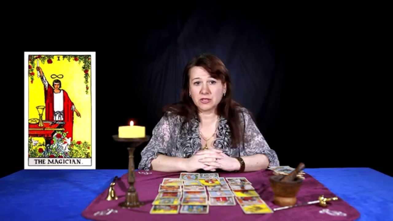 Гадание на таро обучение видео расклады карт таро на будущее