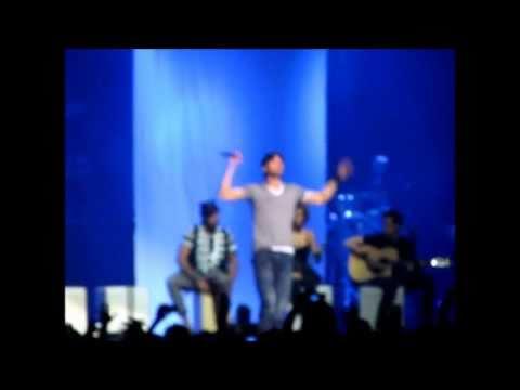 Enrique Iglesias Stand By Me - Euphoria Concert Brisbane