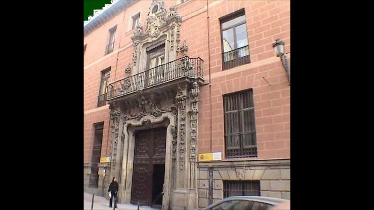 Palacio de santo a de madrid youtube - Casa santona madrid ...
