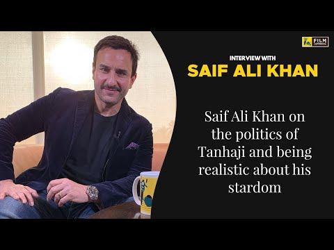 Saif Ali Khan Interview With Anupama Chopra | Tanhaji | Jawaani Jaaneman | Film Companion