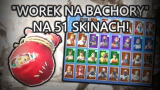 "Backpack ""Bag Na Bachory"" presented on 51 Skinach! 