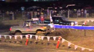 Mud Bog Finals Longview, WA 2015