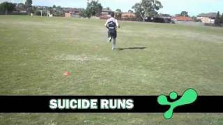 Suicide Runs - Exercise Of The Week