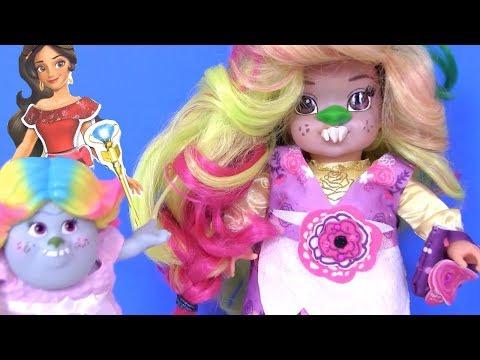 МУЛЬТИК - Одевалки и парики для Диснеевских Принцесс! Видео с игрушками!