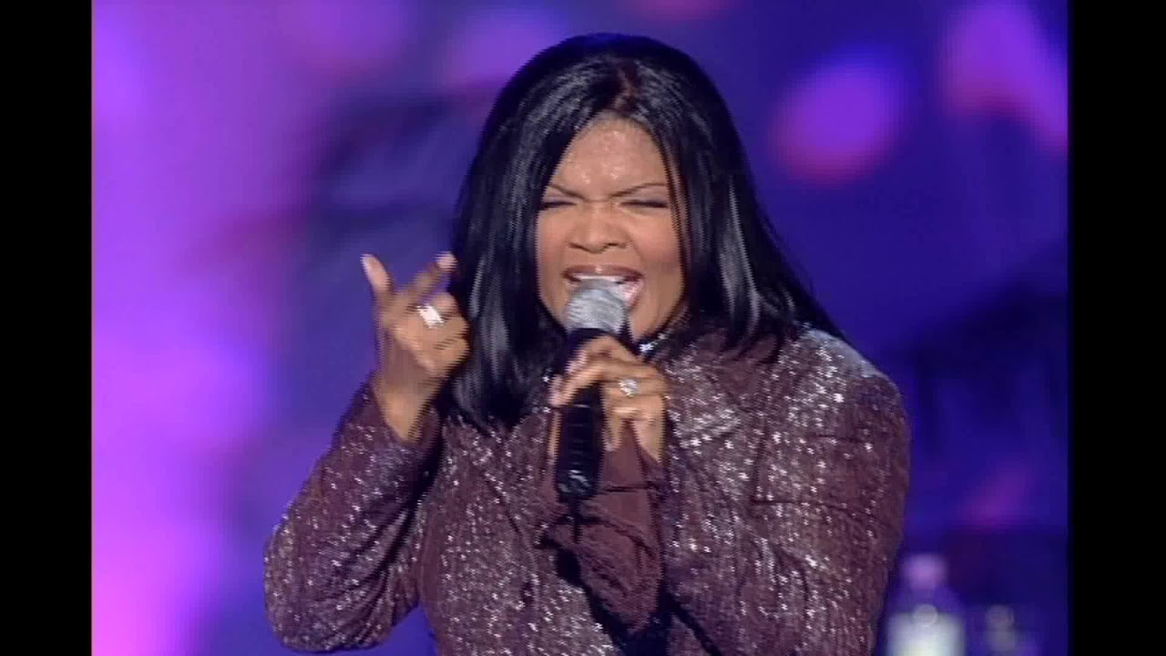 Everlasting Love Cece Winans Live In The Throne Room Youtube