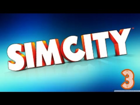SimCity Sundays Ep.3- Getting the Department of Transportation!