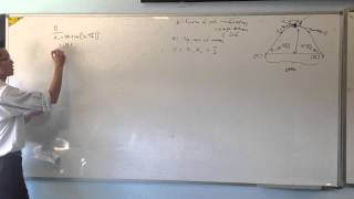 Projectile Motion: Colliding Particles (3 of 3)