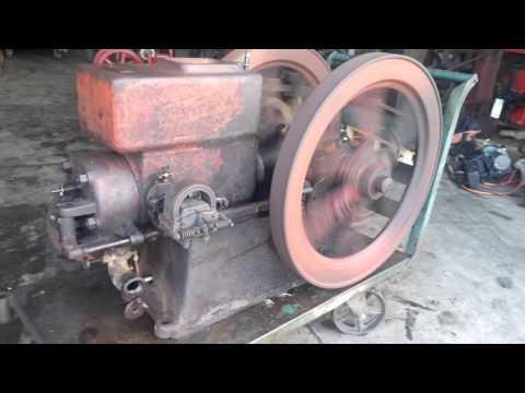 5 hp Economy hit miss gas engine