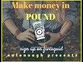 Make money with Fivesquid - Let's make money!!
