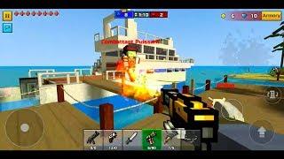 Pixel Gun 3D Android Gameplay #5