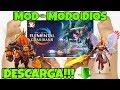 Might & Magic: Elemental Guardians |(v1.93)| Mod Apk |Modo Dios|