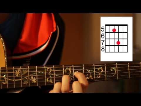 John Mayer's - Daughters HD Tutorial - Guitorialvideos