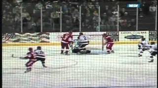 UMass Hockey Highlights Vs. Boston University