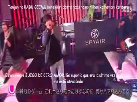 SPYAIR 0 GAME Sub Español