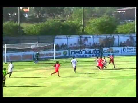 Corinthians 1x2 CRB - Alagoano 2011 15ª rodada