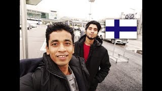 First time travel in Finland 🇫🇮   Search360