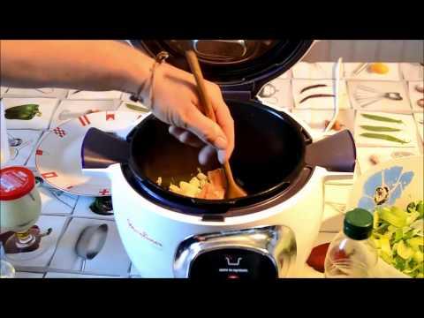 recette-cookeo-:-saumon-aux-poireaux