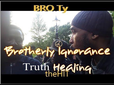 NEGROMINDSET   BROTHERLY IGNORANCE AND TRUTH HEALING- Bro Alex/ Bro Yeremiah