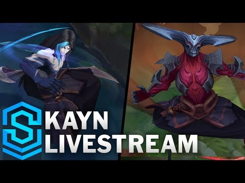 Kayn | Gameplay - Automated Live Stream