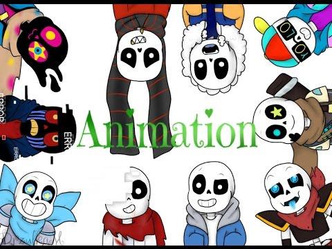 Speed of Love-Undertale AU's Animation/AMV