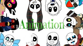 Speed of Love-Undertale AU's Animation/AMV