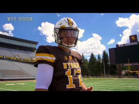 Josh Allen: From Signing Day to Draft Day