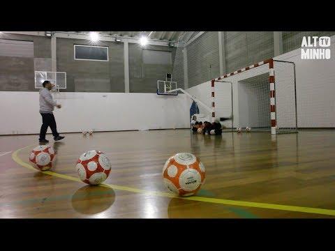 Futsal Feminino da Ass. Desportiva os Limianos prepara primeiro jogo em casa | Altominho TV