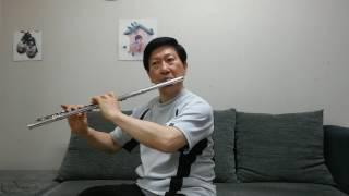 이병욱의 플룻연주-가방을든여인