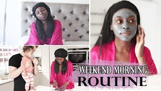 MY WEEKEND MORNING ROUTINE | PATRICIA BRIGHT ad