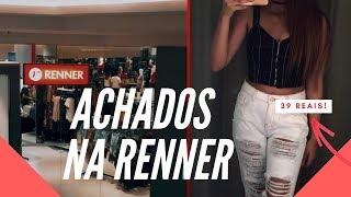 ACHADINHOS NA RENNER - NORTE SHOPPING   Dicas de Look no provador ✦