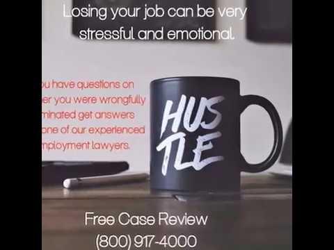 Phoenix Employment Lawyer | Arizona Wrongful Termination