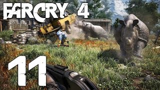 Far Cry 4 PC Gameplay Walkthrough - Speed Bumps #11