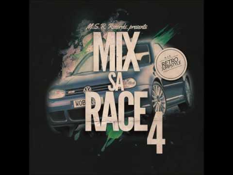 MIX SA RACE VOLUME 4 - SELECTED & MIXED BY TRASH P & ATOMIK V