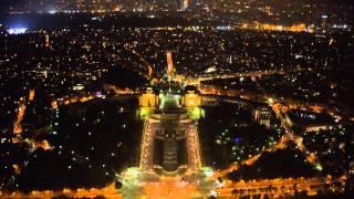 平成26年(2014年)年9月にフランスのパリを再訪(4度目)の際に、エッフ...