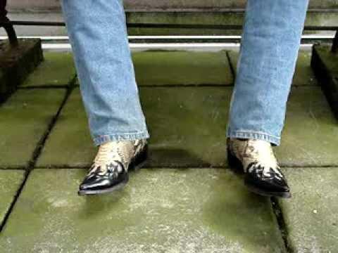 Talking About Cuadra Snakeskin Boots