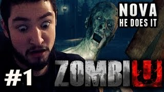 WHOA ZOMBIES - ZOMBIU Pt.1 FACECAM ⇐ Nova He Does It ⇒
