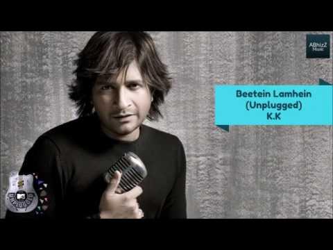Beetain lamhain  unplugged  at MTV by kk