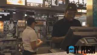 How to order McDonalds like a boss - Hi Rez